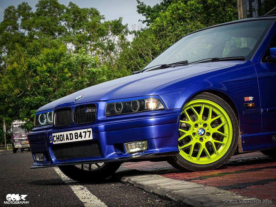 Modified BMW cars in india