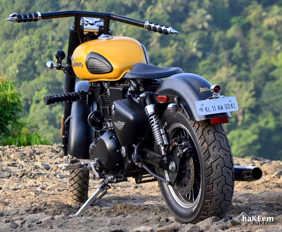 royal enfield bullet 350 classic modified wroc awski informator internetowy wroc aw wroclaw. Black Bedroom Furniture Sets. Home Design Ideas