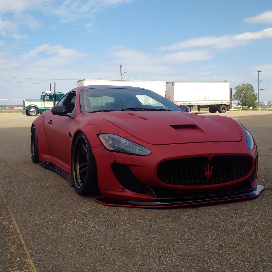 Modified Maserati GT