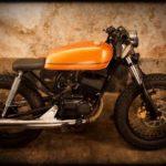Yamaha RX135 modification Mumbai