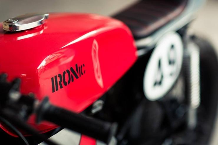 Yamaha RX100 modification Hyderabad