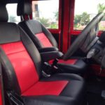 Modified Thar interior