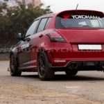 Modified Maruti Swift 2017