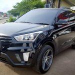 Hyundai Creta black modified