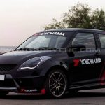 Maruti Suzuki Swift modified