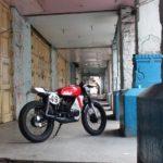 Yamaha RX100 modified Hyderabad