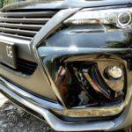 Toyota Fortuner 2017 body kit