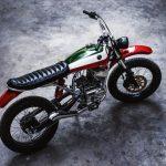 Modified RX100 Scrambler India