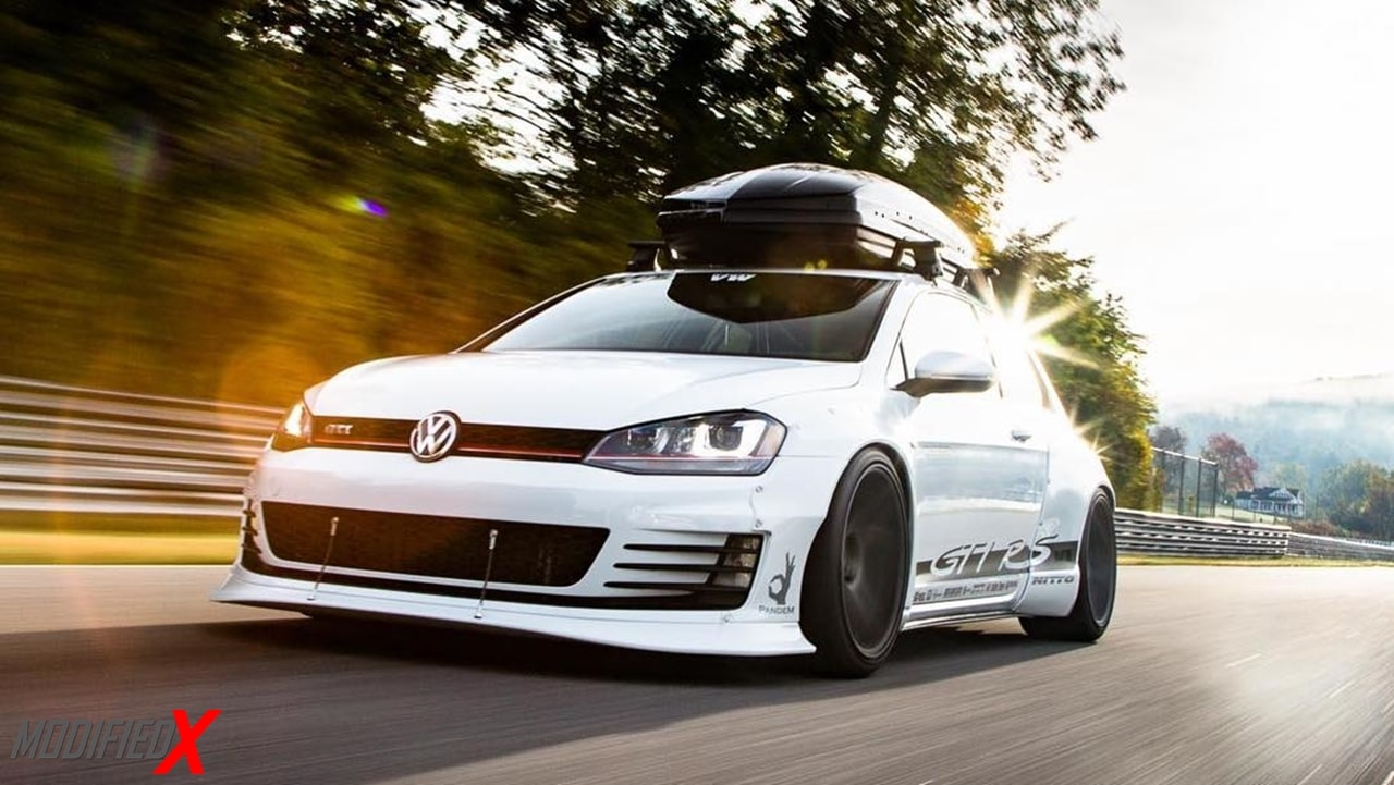 Wide Body Volkswagen Golf