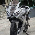 Honda CBR150R to 250R conversion
