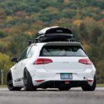 Golf GTI wide body custom rear
