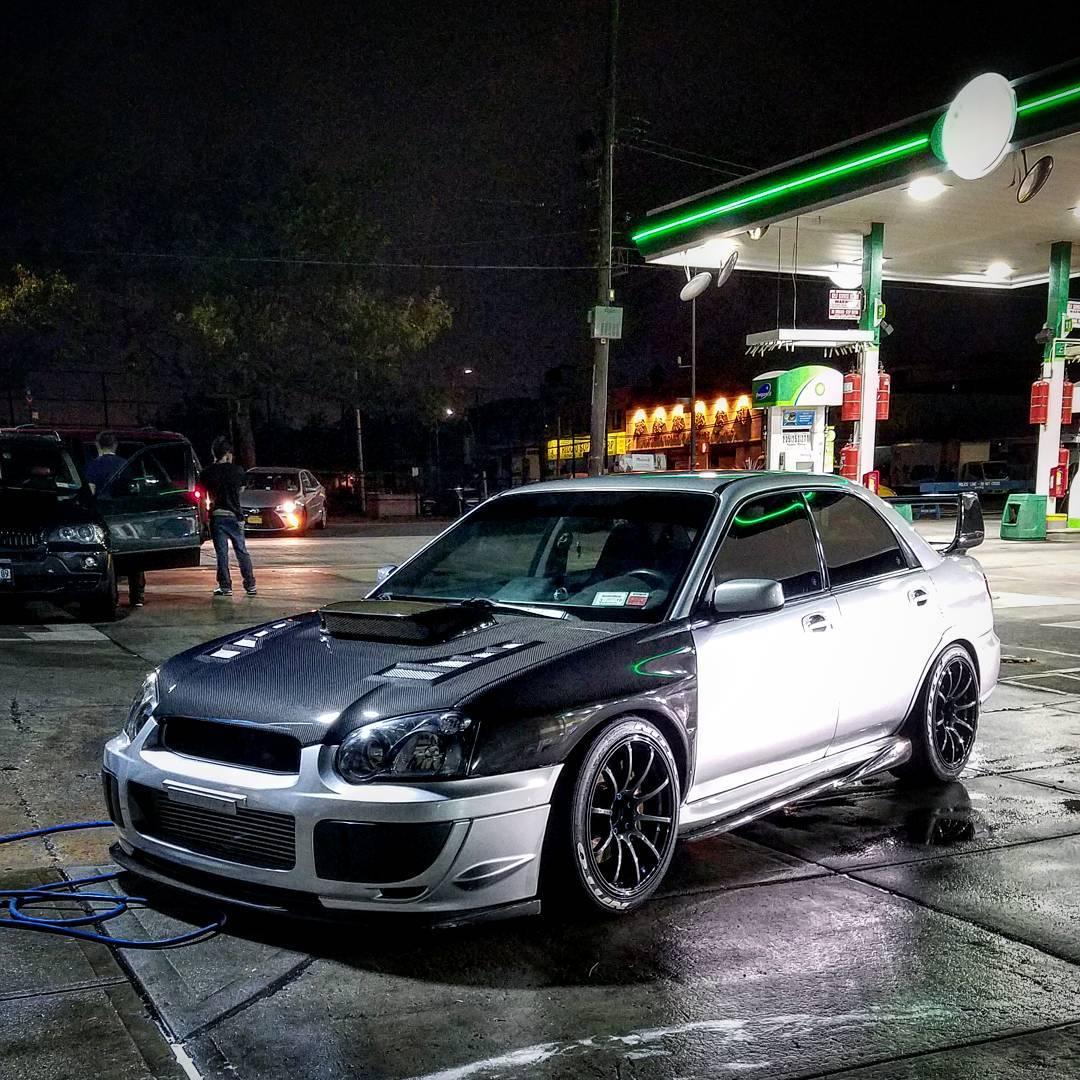 Modified Subaru STI Brooklyn NY- BYEOFFCR - ModifiedX