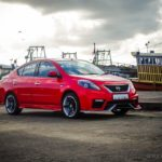 Modified Nissan Sunny Wallpaper