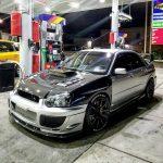 STI Subaru modified