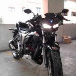 Gixxer 155 modification India