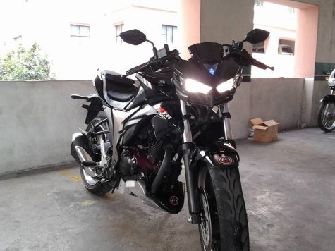 Gixxer 155 modification India