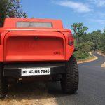Modified Mahindra Thar