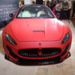 Modified Maserati