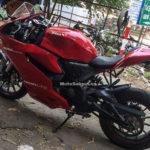 Benelli TNT300 Panigale