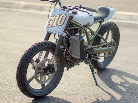 MOdified G310R BMW Motorrad