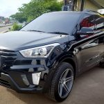 Hyundai Creta black modified