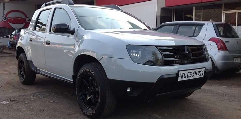 Renault Duster Pick up truck