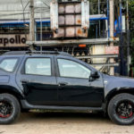 Modified Renault Duser