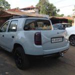 Renault Duster Oroch mod Kerala