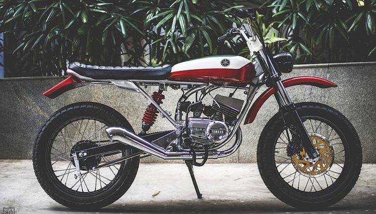 Yamaha Rx Bike