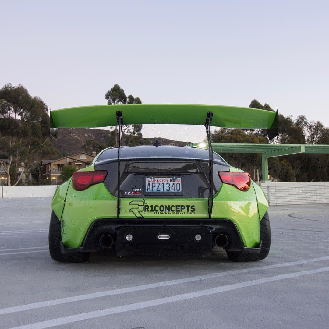 Slammed Toyota GT86 Modified - ModifiedX