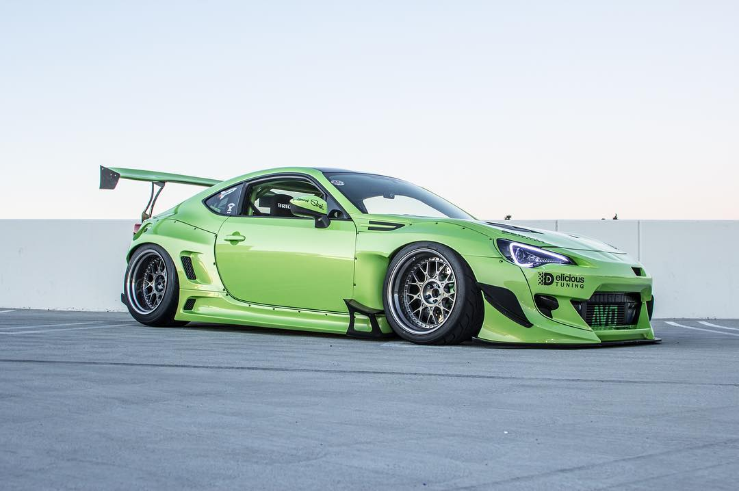San Diego Mercedes >> Slammed Toyota GT86 Modified - ModifiedX