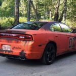 New Dodge Charger modified general lee