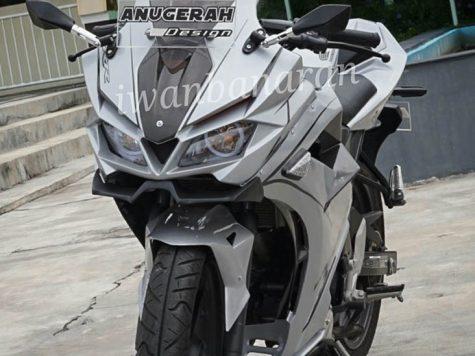 Honda CBR150R to 250R conversion