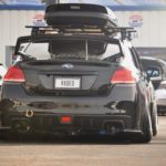 Custom Subaru WRX rear