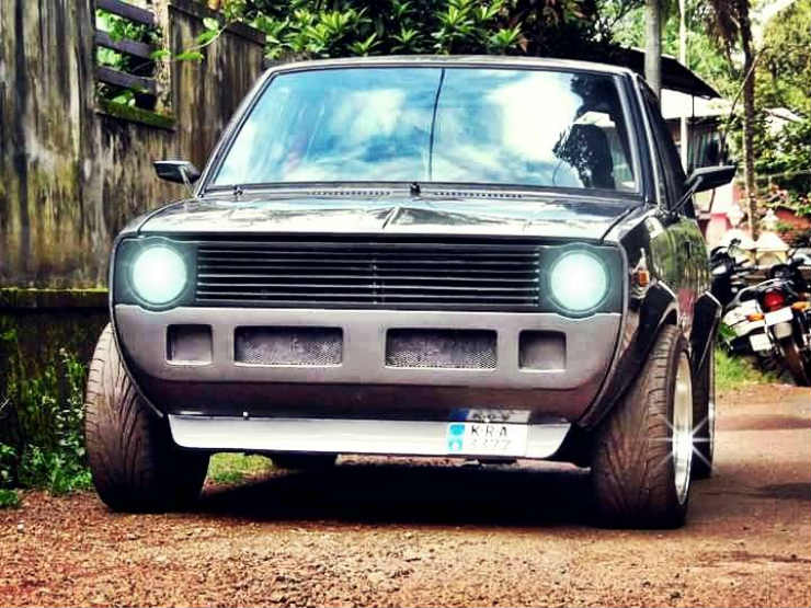 Maruti 800 to Volkswagen Golf
