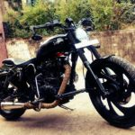 Royal Enfield Classic 350 modified