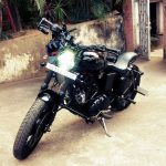 Royal Enfield to Harley