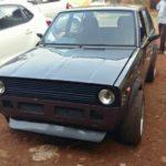 Modified Suzuki 800