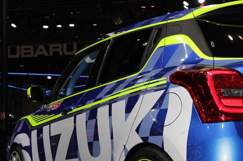 Swift Racer RS