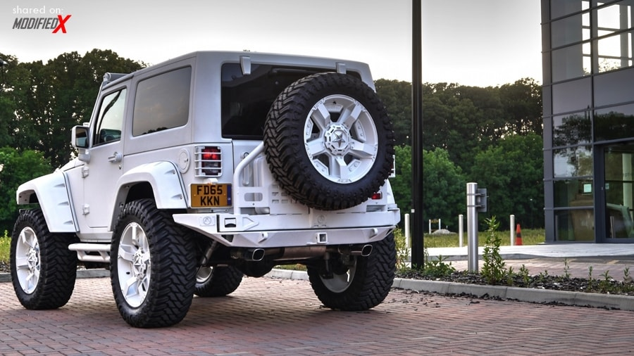 Custom 2015 Jeep Wrangler Rubicon Storm 11 Modifiedx