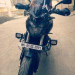 Modified Bajaj Dominar 400