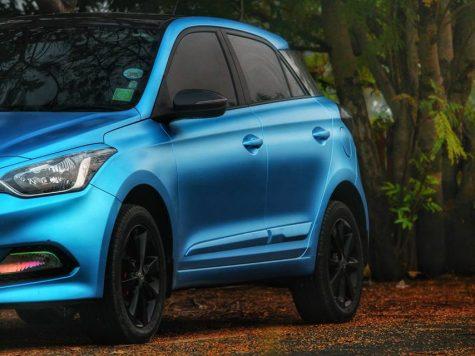 Hyundai i20 mod