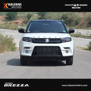 Custom Maruti Vitara Brezza by Kalyani Motors