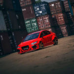 Honda Civic hyper wide body India