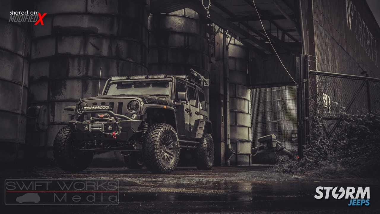 Custom  Jeep Wrangler Uk
