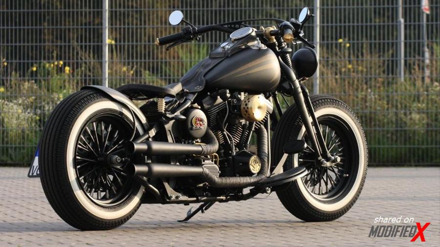 Harley Bobber custom