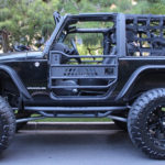 Jeep Wrangler modification