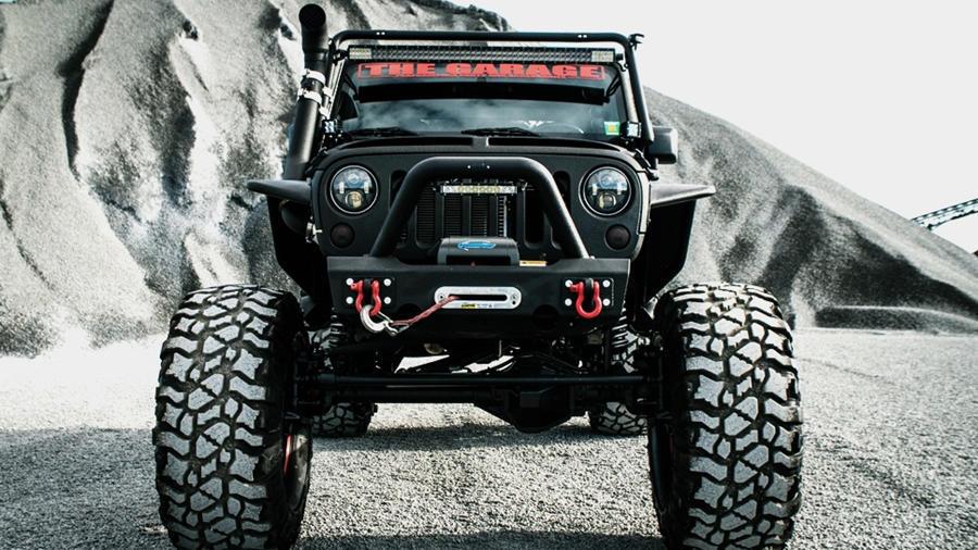 Jeep Wrangler custom usa