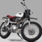 RE Bullet 350 modified