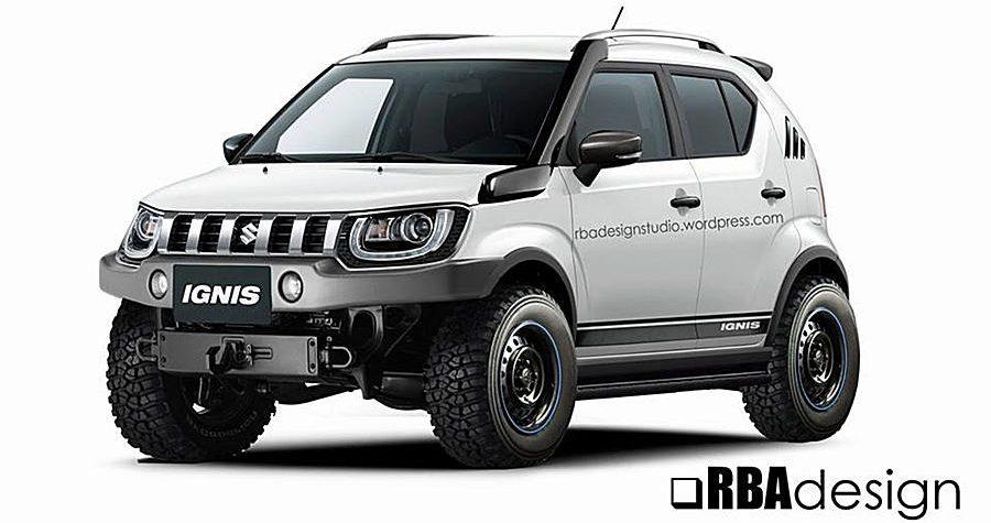 Modified Suzuki Ignis